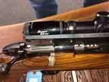 Weatherby Mark V 460wby 4x Burris scope Stock Barrel African Rifle Fixed Muzzle Break - 12 of 12