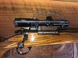 Weatherby Mark V 460wby 4x Burris scope Stock Barrel African Rifle Fixed Muzzle Break - 2 of 12