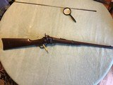 1863 Sharps Carbine converted to 50-70 In 1867 - 4 of 13