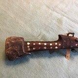 Arabic Matchlock musket