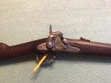 US Model 1855 Springfield Civil War 58 Caliber tape primer musket - 1 of 15