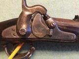 US Model 1855 Springfield Civil War 58 Caliber tape primer musket - 2 of 15