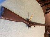 US Model 1855 Springfield Civil War 58 Caliber tape primer musket - 10 of 15