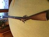 US Model 1855 Springfield Civil War 58 Caliber tape primer musket - 8 of 15