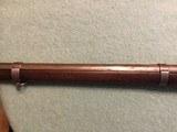 US Model 1855 Springfield Civil War 58 Caliber tape primer musket - 13 of 15
