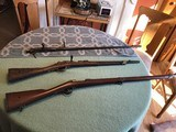 1866 French Chassepot rifle, 1866/1874 French carbine, 1874 French barreled action