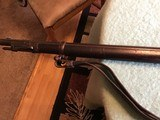US Springfield Model 1884 Trapdoor 45-70 caliber Army rifle - 12 of 14