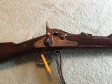 US Springfield Model 1884 Trapdoor 45-70 caliber Army rifle - 1 of 14