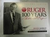 William B Ruger 100th Birthday Mark IV