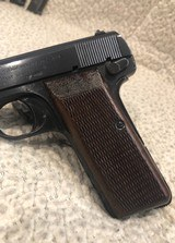 FN Browning Model 1922 7.65mm/.32acp WW2 WWII - 3 of 15