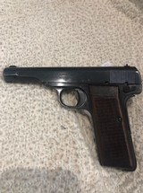 FN Browning Model 1922 7.65mm/.32acp WW2 WWII - 9 of 15