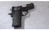 Smith & Wesson ~ 1911 Pro Series Performance Ctr. ~ .45 Auto
