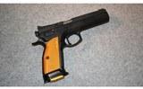 CZ ~ Tactical Sports ~ 9mm Luger