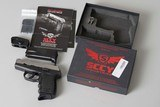 New SCCY CPX-2 9mm pistol