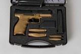 Heckler & Koch VP9 FDE Pistol