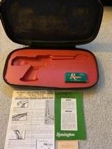 Remington XP-100 case