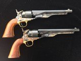 Colt M1860 US Cavalry Commemorative Set