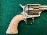 Teddy Roosevelt Commemorative .44-40 by Uberti - 2 of 17