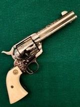 Colt 2nd Gen SSA .45LC