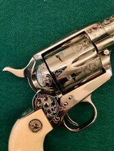 Colt 2nd Gen SSA .45LC - 3 of 19