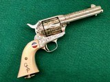 Colt SAA Replica from Uberti & America Remembers. General Patton Tribute 45 Colt