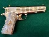 Colt .38 Super Cal. Pistol, Model 1911