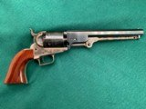 """1971 Navy Colt .36 cal 2nd generation [ Rare ] condition like new / fired once / 7 1/2"""" Barrel - 3 of 6"""