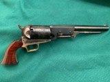 "1847 Walker Uberti Replica / 9"" round barrel / 44 cal / new in box never fired"