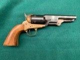 "Hawes firearm Company .36 Cal Sherif Model Percussion Revolver5"" barrel MFG in the1960s"