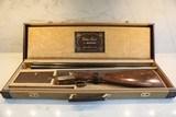 Winchester Model 23 Golden Quail Double Barrel Shotgun 20 Gauge