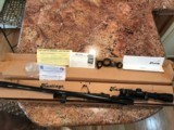 Remington 870 12ga barrel and scope