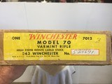 Winchester model 70, 243 caliber - 15 of 15