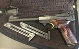 Browning Buck Mark Mk challenge