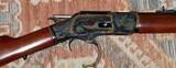 Winchester/Miroku/Turnbull 1873 Short Rifle .45 Colt - 8 of 15
