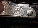 "BERETTA - 695 20ga 28"" A BEAUTIFUL PIECE OF DARK WOOD TO GO WITH THE INCREDIBLE SHOOTING FIELD GUN - 4 of 12"