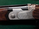"BERETTA - 695 20ga 28"" A BEAUTIFUL PIECE OF DARK WOOD TO GO WITH THE INCREDIBLE SHOOTING FIELD GUN - 10 of 12"