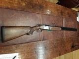 BERETTA 692 sporting gun a beautiful smooth swing gun. Has a natural feel when shouldering quick pick up of targets