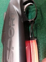 """BENELLI 828U SPORT O/U 12GA 30"""" BENELLI'S NEWEST GUN ON THE MARKET GREAT LOOK, FUN TO SHOOT ONLY 2 LEFT - 9 of 11"""
