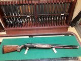 "BENELLI 828U SPORT O/U 12GA 30"" BENELLI'S NEWEST GUN ON THE MARKET GREAT LOOK, FUN TO SHOOT ONLY 2 LEFT"