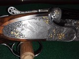 BERETTA O/U SO6 SPARVIERE 12GA 28'' THIS IS A PIECE OF ART, THE WORKMANSHIP BEHIND THIS GUN IS BREATH TAKING A MUST HAVE FOR THE COLLLECTION - 12 of 22