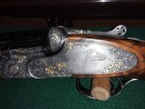 BERETTA O/U SO6 SPARVIERE 12GA 28'' THIS IS A PIECE OF ART, THE WORKMANSHIP BEHIND THIS GUN IS BREATH TAKING A MUST HAVE FOR THE COLLLECTION - 6 of 22
