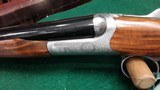 """Beretta 486 Parallelo SxS 20ga 28"""" For the special person that wants those feelings of yesteryear's what better then the 486 Parallelo - 4 of 10"""