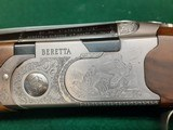 BERETTA 686 Silver Pigeon 1 Deluxe 20ga with 30in barrels WITH A BEAUTIFUL STOCK TO GO WITH THE GUN - 6 of 15
