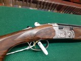BERETTA 686 Silver Pigeon 1 Deluxe 20ga with 30in barrels WITH A BEAUTIFUL STOCK TO GO WITH THE GUN - 12 of 15