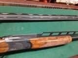 BERETTA 686 ONYX X-TRAP COMBO 32in O/U and a single 34in barrel set - 7 of 11