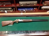 """Beretta silver pigeon """"GALLERY EDITION""""LEFT HANDED 12ga 30in short LOP 13 - 3/4 - 2 of 14"""