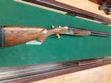 """Beretta silver pigeon """"GALLERY EDITION""""LEFT HANDED 12ga 30in short LOP 13 - 3/4 - 3 of 14"""