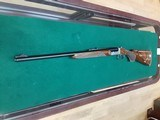 """CHAPUIS ELAN CLASSIC Side x Side with .470 NITRO EXPRESS AND A STUNNING STOCK NO GAME WILL STAND IN IT""""S WAY - 2 of 14"""