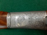 """CHAPUIS ELAN CLASSIC Side x Side with .470 NITRO EXPRESS AND A STUNNING STOCK NO GAME WILL STAND IN IT""""S WAY - 7 of 14"""
