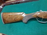 """CHAPUIS ELAN CLASSIC Side x Side with .470 NITRO EXPRESS AND A STUNNING STOCK NO GAME WILL STAND IN IT""""S WAY - 12 of 14"""